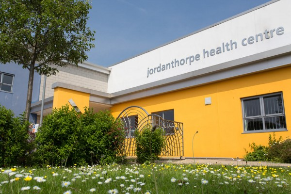 Jordanthorpe Health Centre, Sheffield